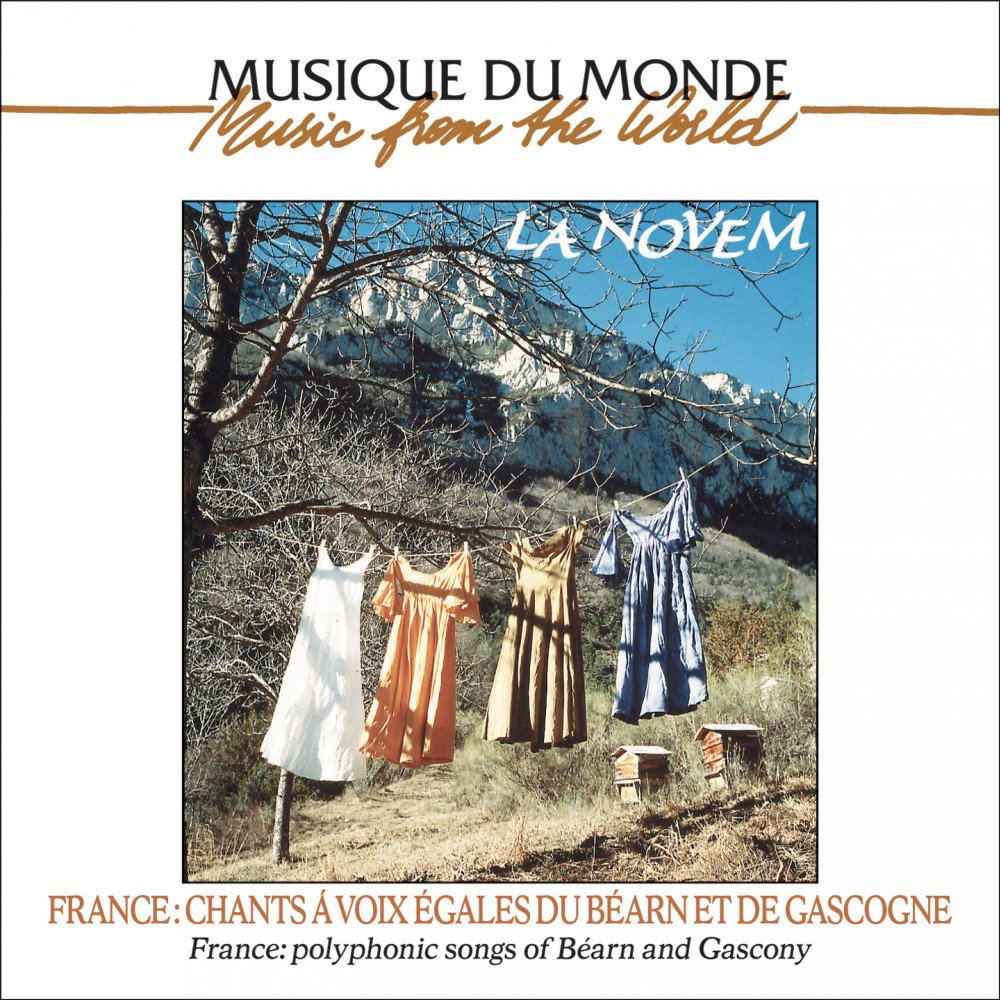 Polyphonic Songs Of Béarn And Gascony