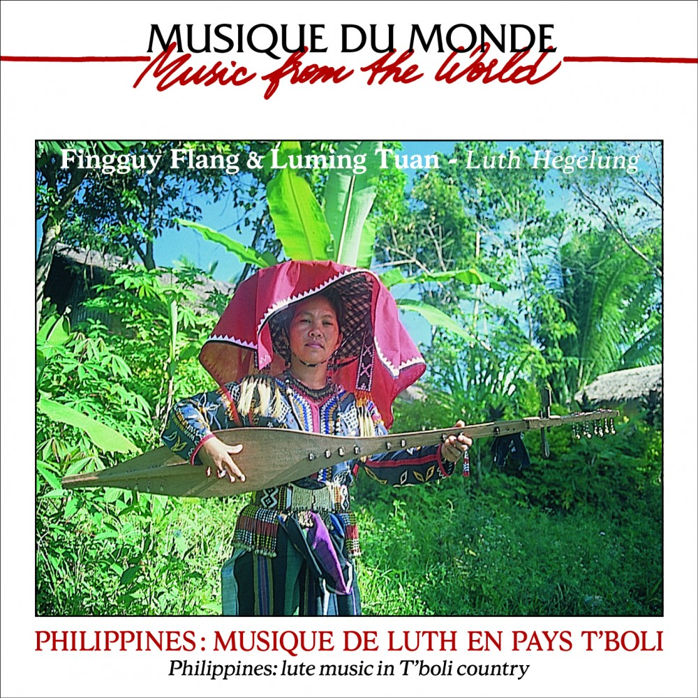 Philippines : lute music in T'boli country