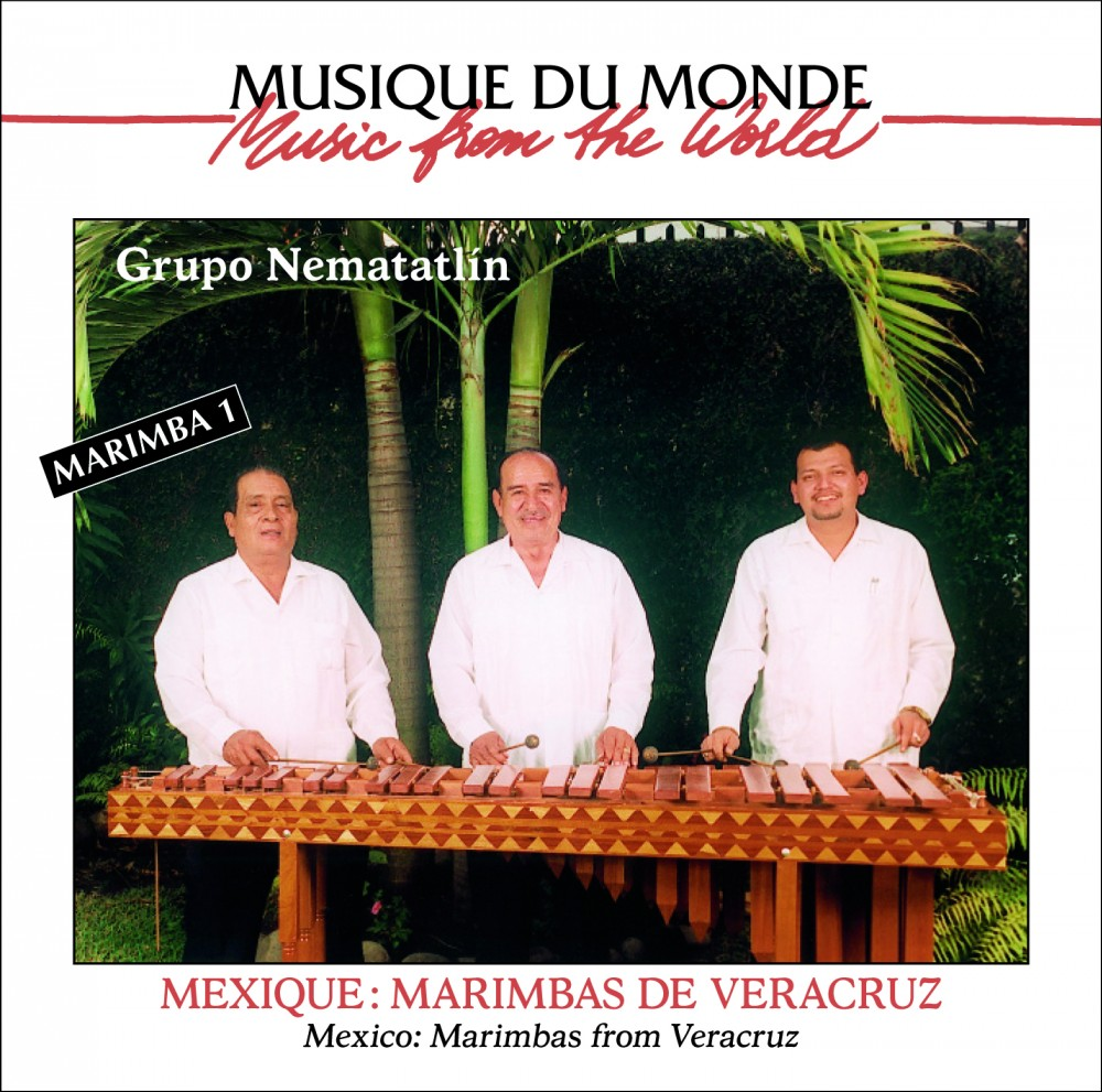 Mexico : Marimbas from Veracruz