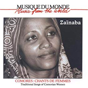 Traditional Songs Of Comorian Women