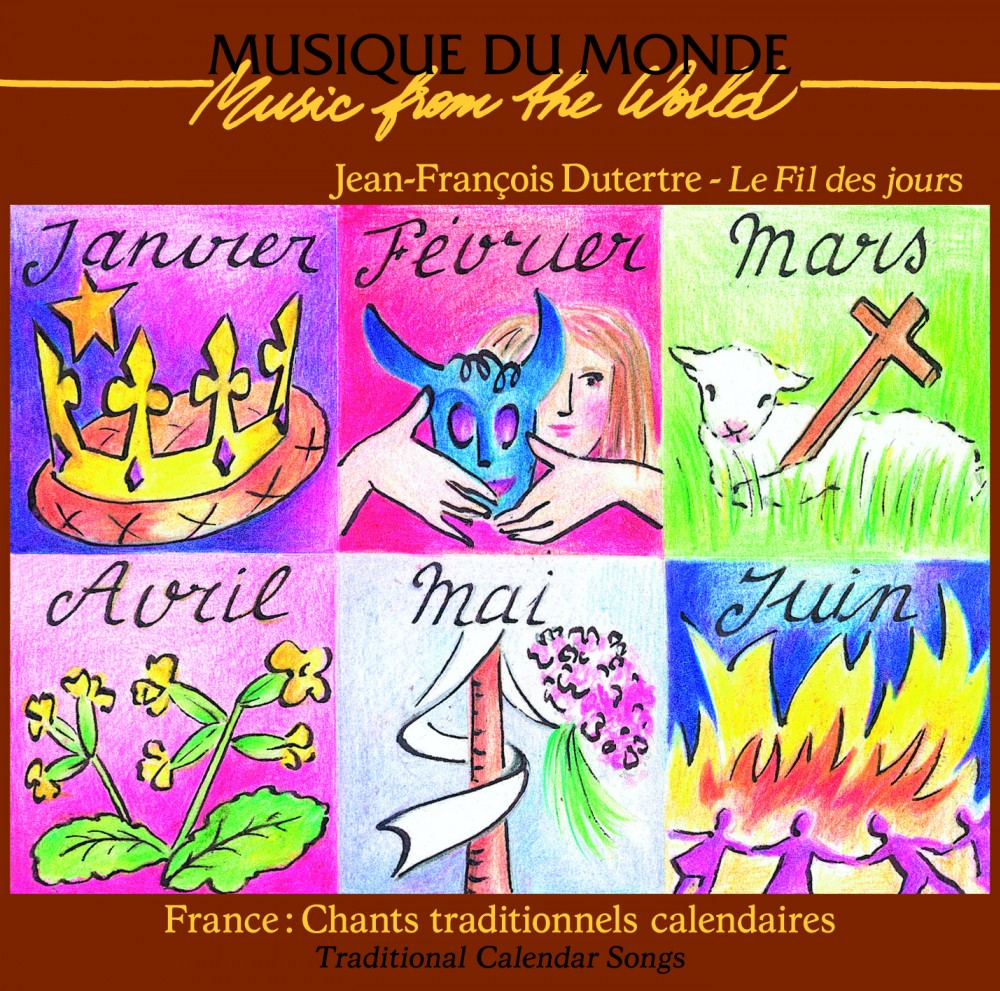 France : Traditional Calendar Songs